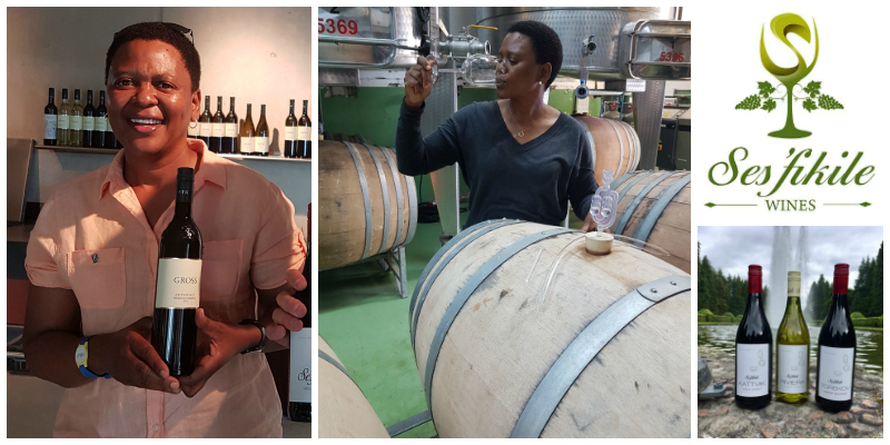 Nondumiso Pikashe, a South African entrepreneur creating a proud indigenous wine brand