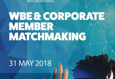 31st May 2018 - Women Business Owners and Corporates MatchMaking