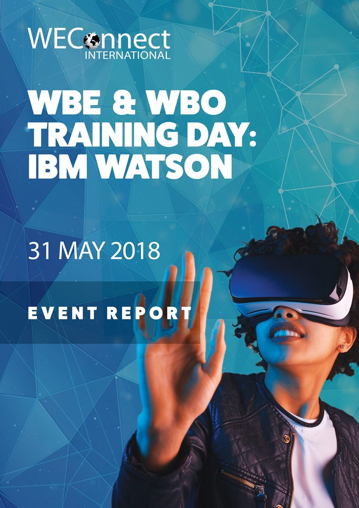 IBM Watson_Training Event_Cover
